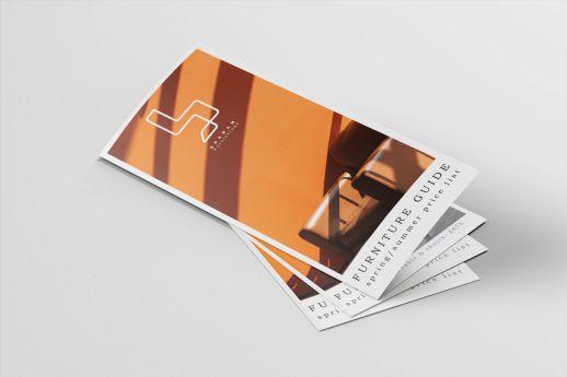 DL 4pp leaflets