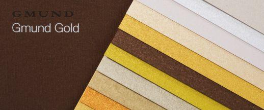 Gmund gold colours