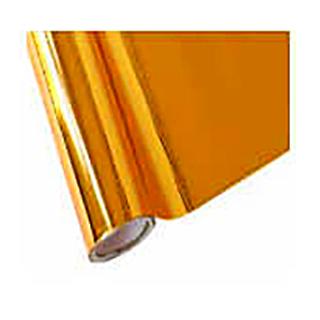 metallic copper orange foil