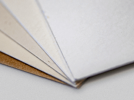 uncoated paper ranges