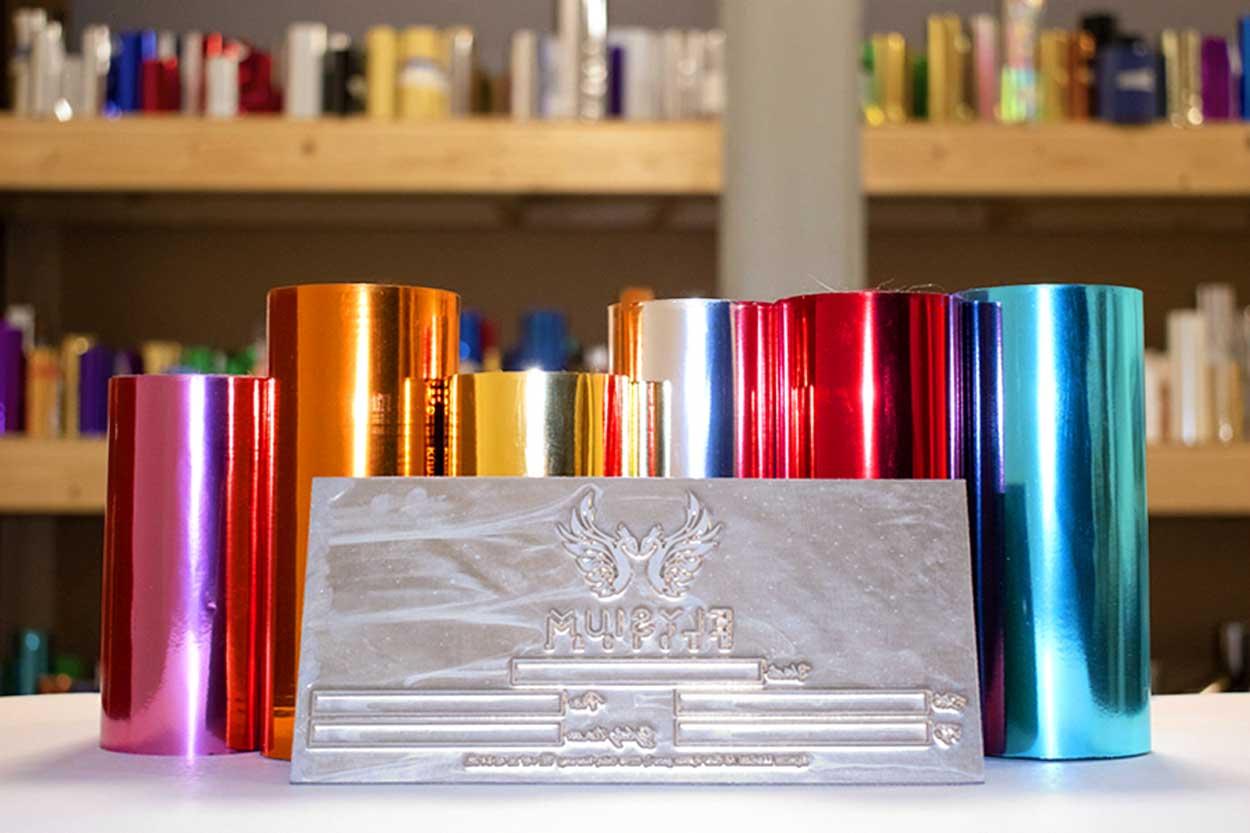 foil stamping foils